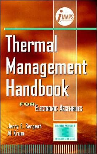 9780070266995: Thermal Management Handbook: For Electronic Assemblies