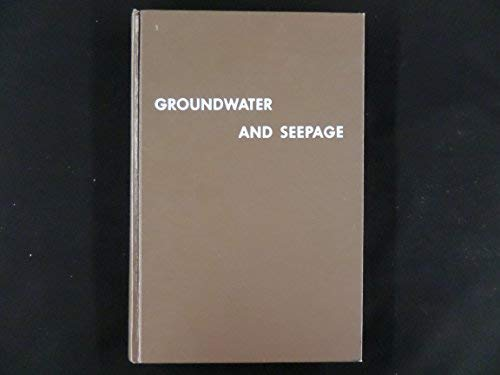 9780070267404: Groundwater and Seepage