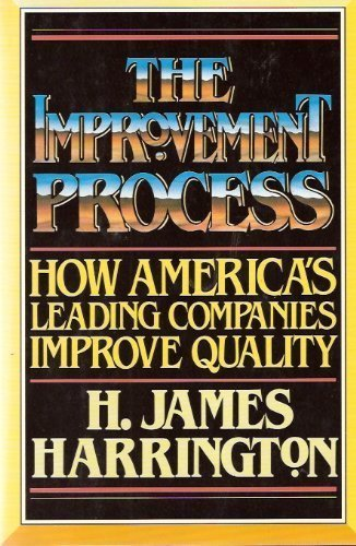 9780070267541: The Improvement Process: How America's Leading Companies Improve Quality
