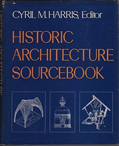 9780070267558: Historic Architecture Sourcebook