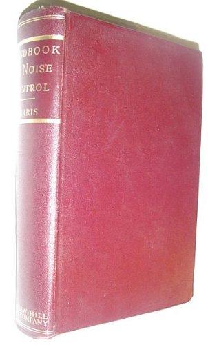 9780070268081: Handbook of Noise Control