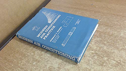 9780070268098: Modern Air Conditioning Practice