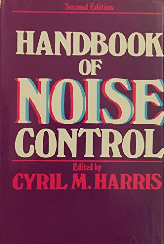 9780070268142: Handbook of Noise Control