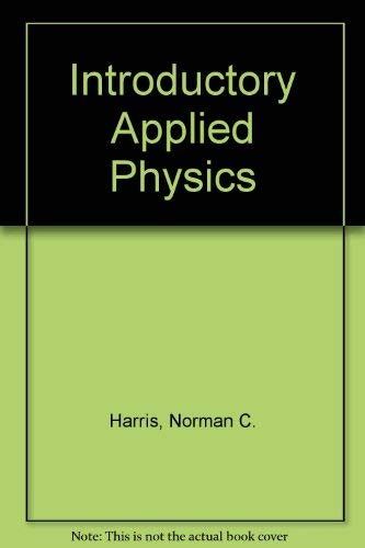 9780070268166: Introductory Applied Physics