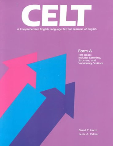 9780070268715: CELT A Comprehensive English Language Test for Learners of English/Prepack of 10: Form A : Test Book