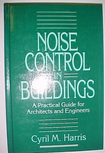 9780070268876: Noise Control in Buildings