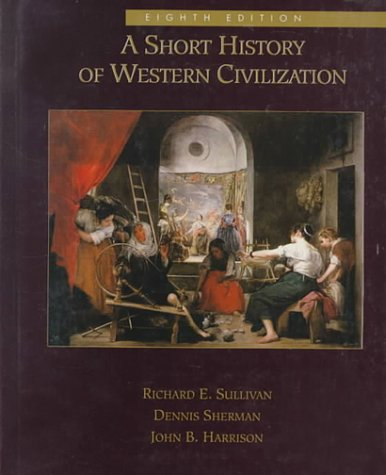 9780070268975: A Short History of Western Civilization, Combined