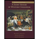 9780070269019: A Short History of Western Civilization: Renaissance to the Present