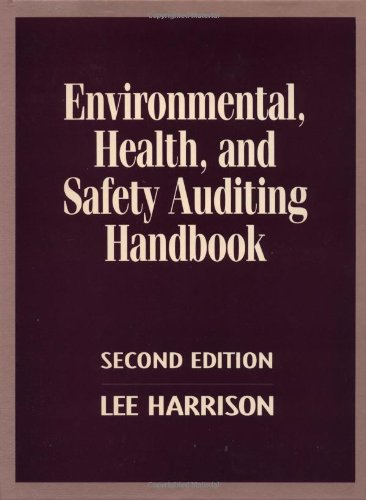 9780070269040: Environmental, Health and Safety Auditing Handbook