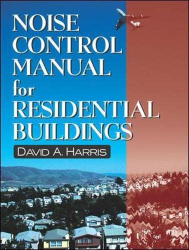 9780070269422: Noise Control Manual for Residential Buildings (Builder's Guide)