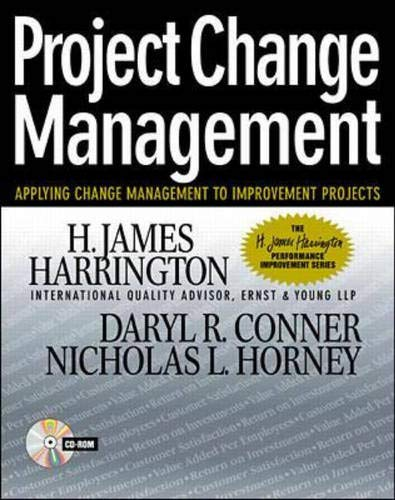 9780070271043: Project Change Management
