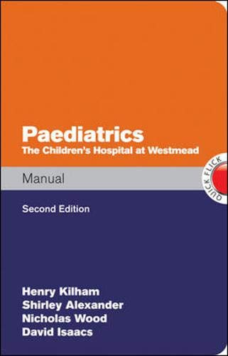 9780070271890: Paediatrics Manual The Children's Hospital at Westmead Handbook, 2nd Edition