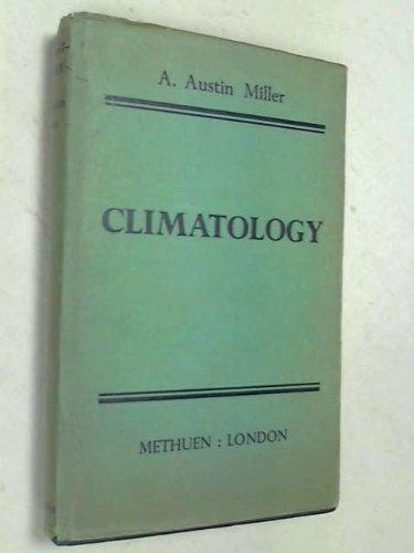 9780070272101: Climatology