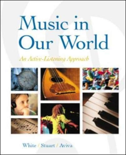 9780070272125: Music in Our World