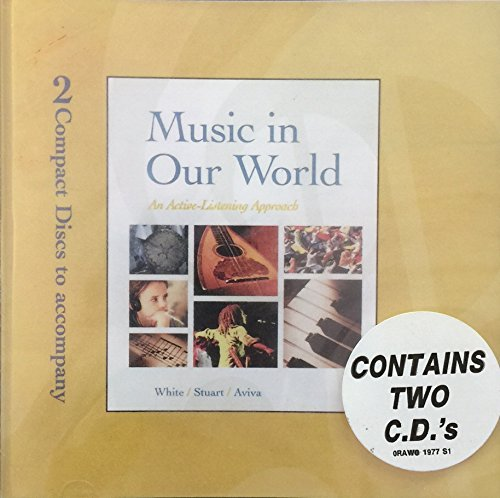 9780070272262: Compact disc set for use with Music in Our World