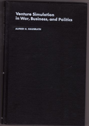 9780070272309: Venture Simulation in War, Business and Politics