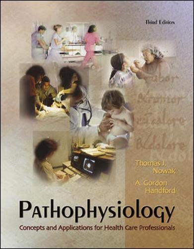 9780070272552: Pathophysiology: Concepts and Applications for Health Care Professionals
