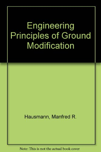 9780070272798: Engineering Principles of Ground Modification