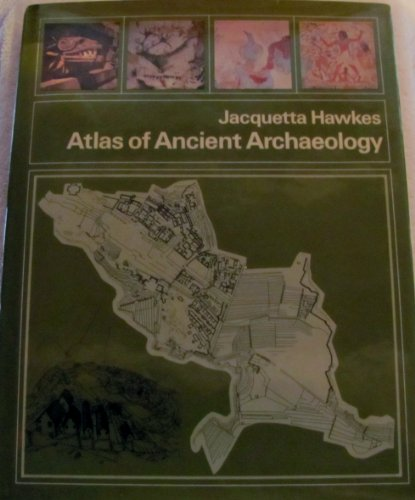9780070272934: Atlas of Ancient Archaeology