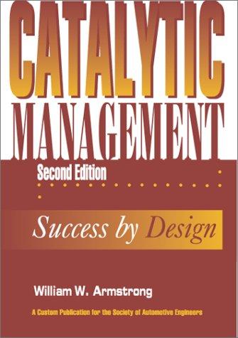9780070273375: Catalytic Management