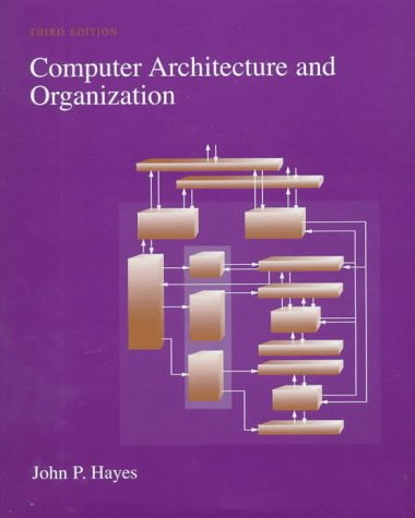9780070273559: Computer Architecture and Organization (McGraw-Hill Series in Computer Science)