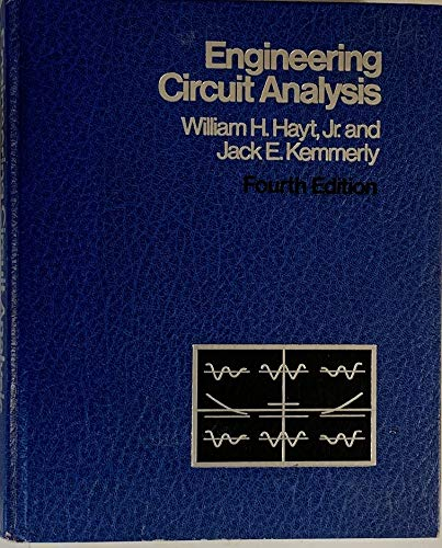 9780070273979: Engineering Circuit Analysis (McGraw-HIll series in electrical engineering)