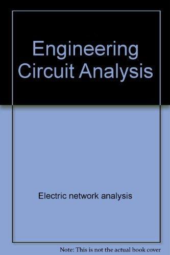 9780070273986: Engineering Circuit Analysis (College Custom Series)