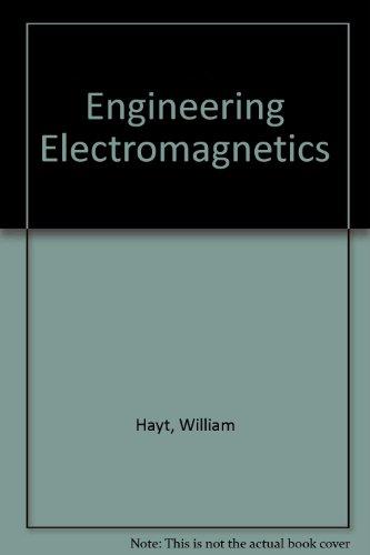 9780070274075: Engineering Electromagnetics