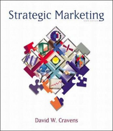 9780070275430: Strategic Marketing (Irwin/McGraw-Hill Series in Marketing)