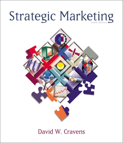 9780070275430: Strategic Marketing