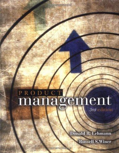 9780070275492: Product Management