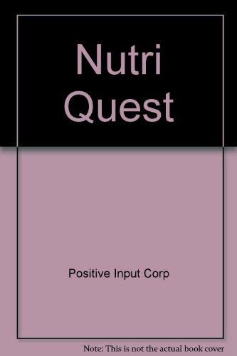 9780070276635: Nutri Quest