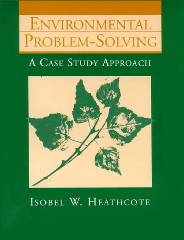 9780070276864: Environmental Problem Solving Workbook: A Case Study Approach