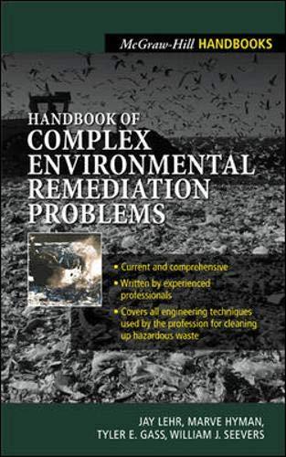 9780070276895: Handbook of Complex Environmental Remediation Problems