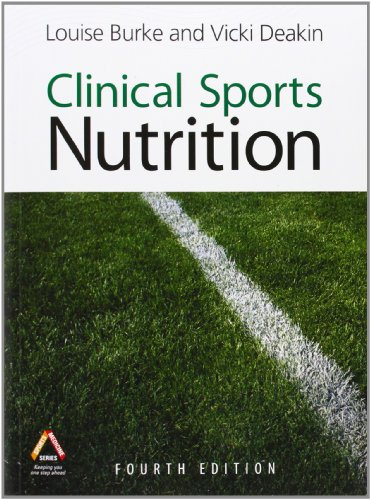9780070277205: Clinical sports nutrition (Medicina)