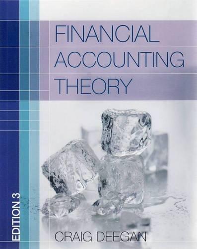 9780070277267: Financial Accounting Theory