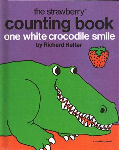 9780070278042: One White Crocodile Smile: A Counting Book