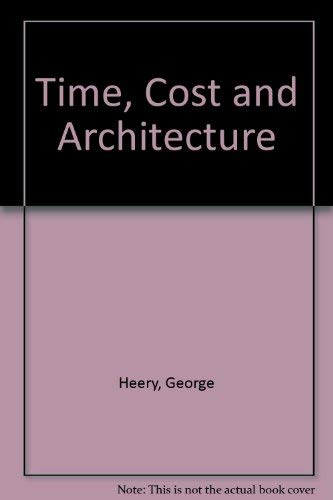 9780070278158: Time, Cost and Architecture