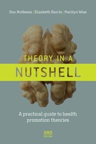 9780070278431: Theory in a Nutshell (Australia Healthcare Medical Medical)