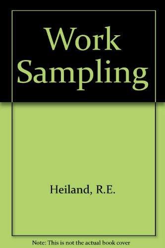 9780070278899: Work Sampling