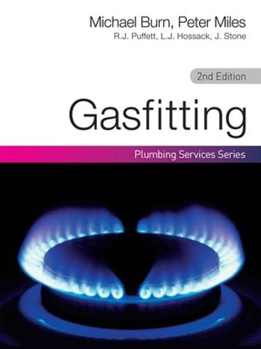 Gasfitting (Paperback): Michael Burn