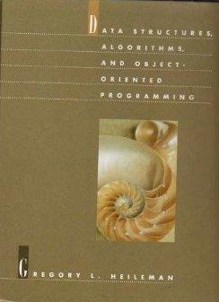 gregory heileman - data structures algorithms object