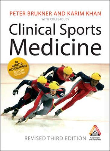 9780070278998: Clinical Sports Medicine Third Revised Edition (Sports Medicine Series)