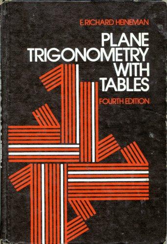 9780070279315: Plane Trigonometry