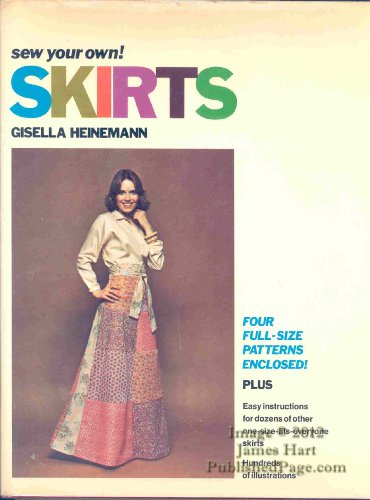 9780070279407: Skirts: Sew your own! (McGraw-Hill paperbacks)