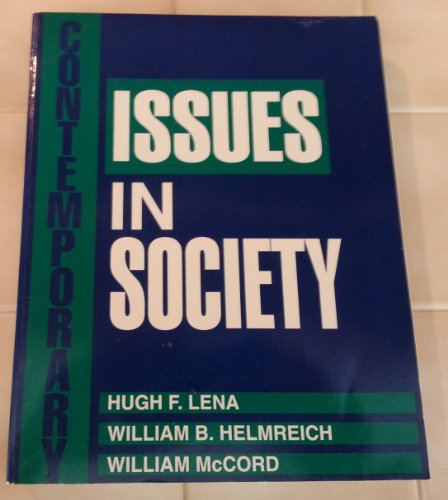 9780070279650: Contemporary Issues in Society