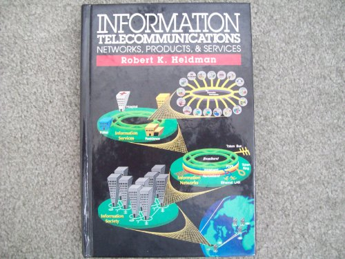 9780070280403: Information Telecommunications: Networks, Products and Services