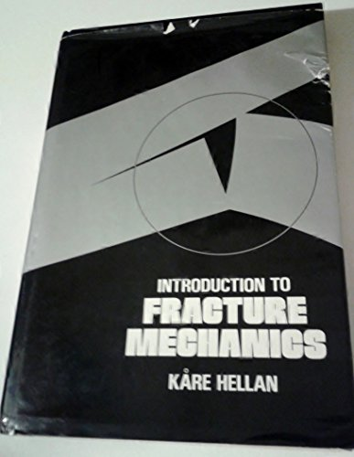 9780070280489: Introduction to Fracture Mechanics
