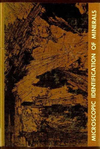 Microscopic Identification of Minerals: heinrich, e