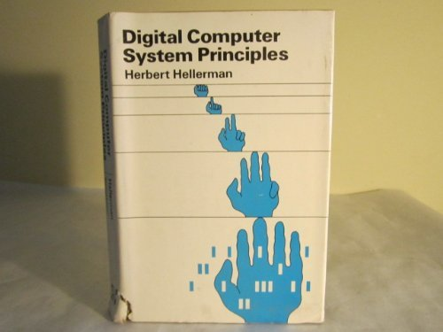 9780070280731: Digital Computer System Principles (McGraw-Hill computer science series)